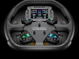 GT1 Steering Wheel
