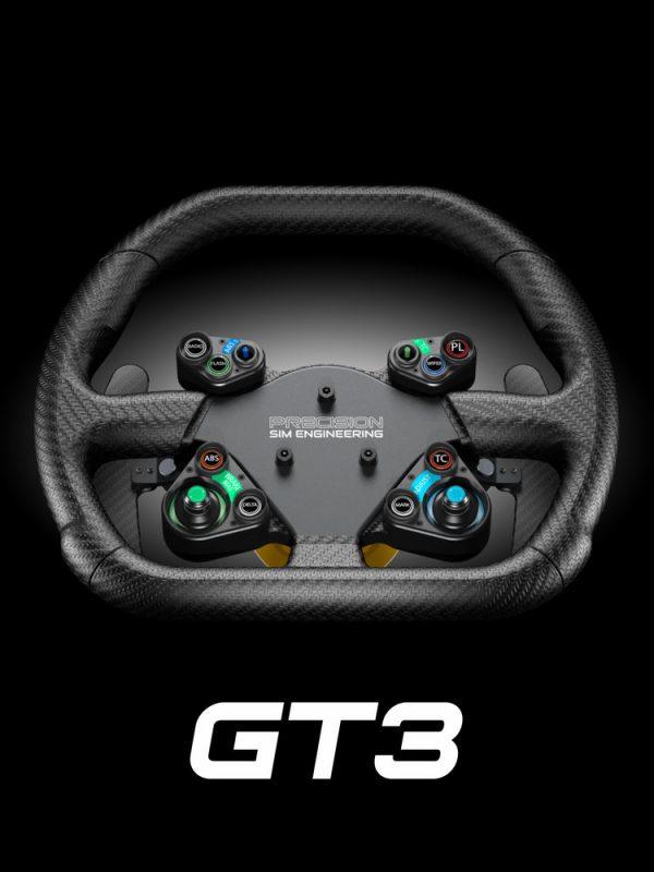 GT3 Steering Wheel