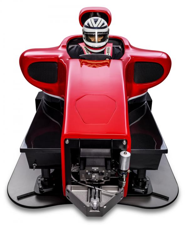 AXSIM Formula Simulator Formula Simulator Front
