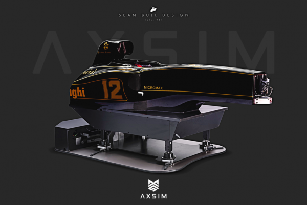 AXSIM Formula Simulator Lotus T x
